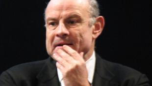 Jean-Marie Le Guen, secrétaire d'État auprès du Premier ministre, chargé des Relations avec le Parlement.