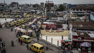 Moja ya maeneo ya mji mkuu wa DRC, Kinshasa (picha ya kumbukumbu).