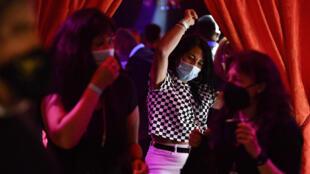 Las discotecas cerraron en agosto de 2020 en España ante el rebrote de la pandemia.