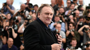 French actor Gerard Depardieu has a checkered history