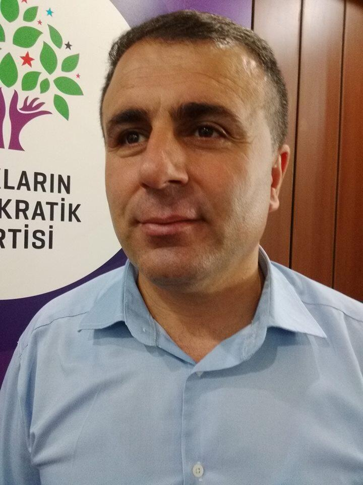 HDP candidate Celal Alphan