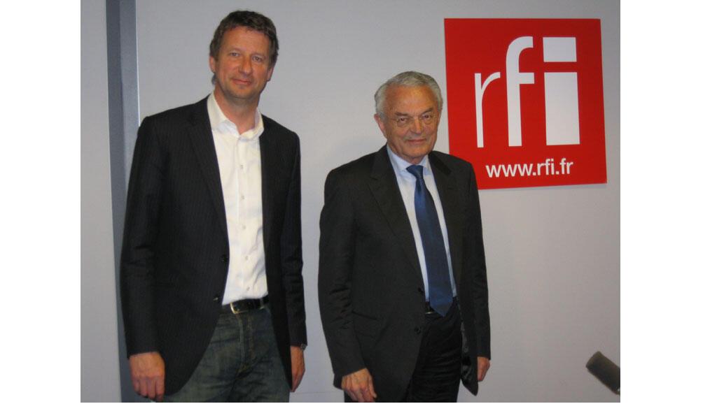 Yannick Jadot et Jean Arthuis.