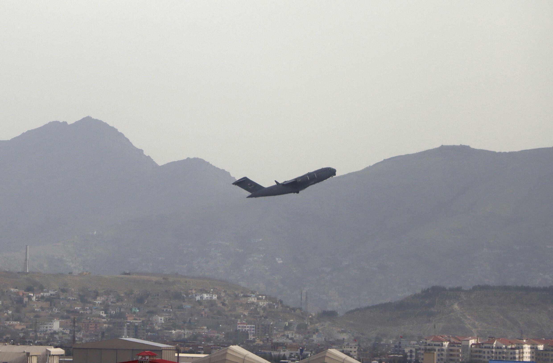 avion américain états-unis afghanistan