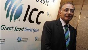 Haroon Lorgat Shugaban zartarwar hukumar Cricket ta ICC