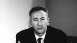 Chawki Mostefaï en 1962.