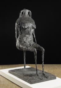 Germaine Richier - «L'Eau», 1953-1954.