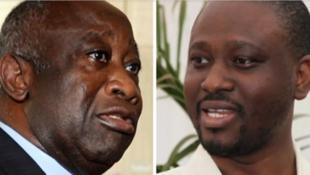 Pour le politologue ivoirien Sylvain N'Guessan, seul un compromis politique aurait permis comme en 2010, la validation des candidatures de Laurent Gbagbo (G) et Guillaume Soro.