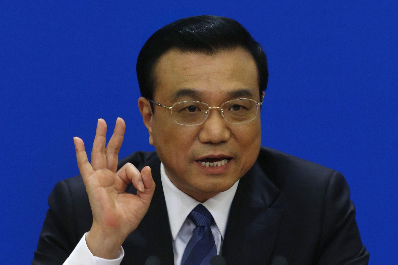 """El premier chino, Li Keqiang, dijo que no hay riesgos financieros en el país, pero que las quiebras y defaults de las compañías son """"inevitables""""."""