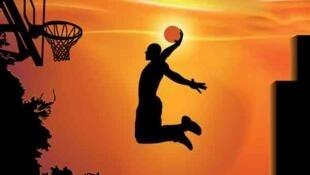 关于篮球的报道图片