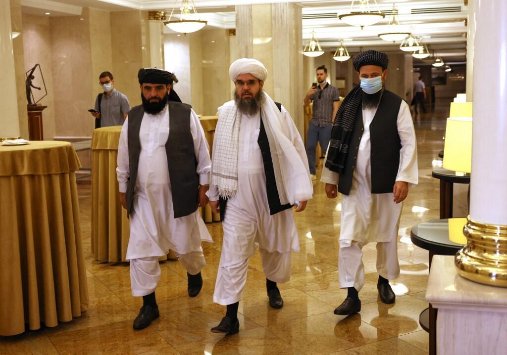 talibans moscou russie afghanistan