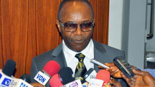 Ministan man fetur na Najeriya Dr Emmanuel Ibe Kachiku.