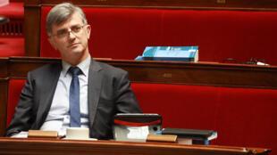 Jacques Maire député LREM