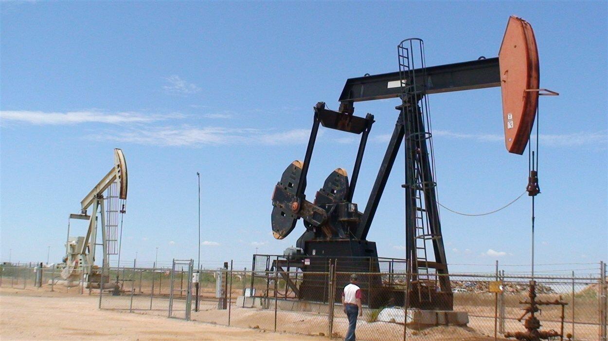 美國的石油生產。