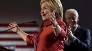 Hilary Clinton na samun goyon bayan bakaken fata a South Carolina