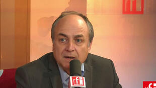 Jacques Généreux, économiste, secrétaire national à l'économie du Parti de gauche.