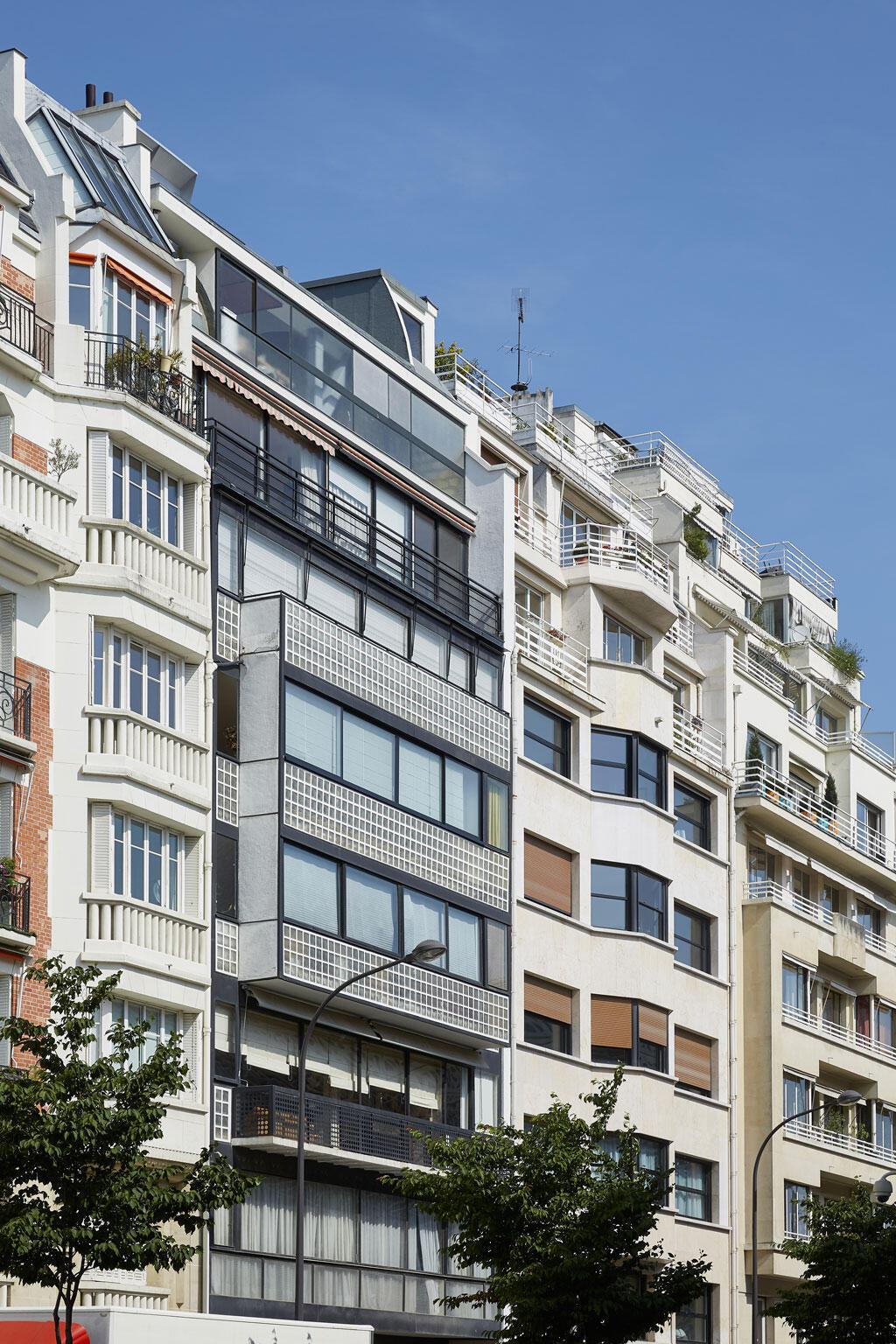 Apartamento-ateliê de Le Corbusier