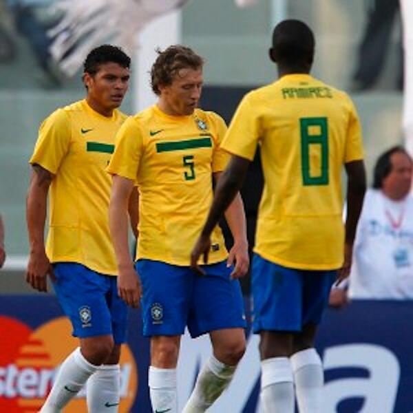 Wachezaji wa Timu ya Taifa ya Brazili
