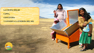 Las cocinas solares son una herramienta eficaz para luchar contra la pobreza.