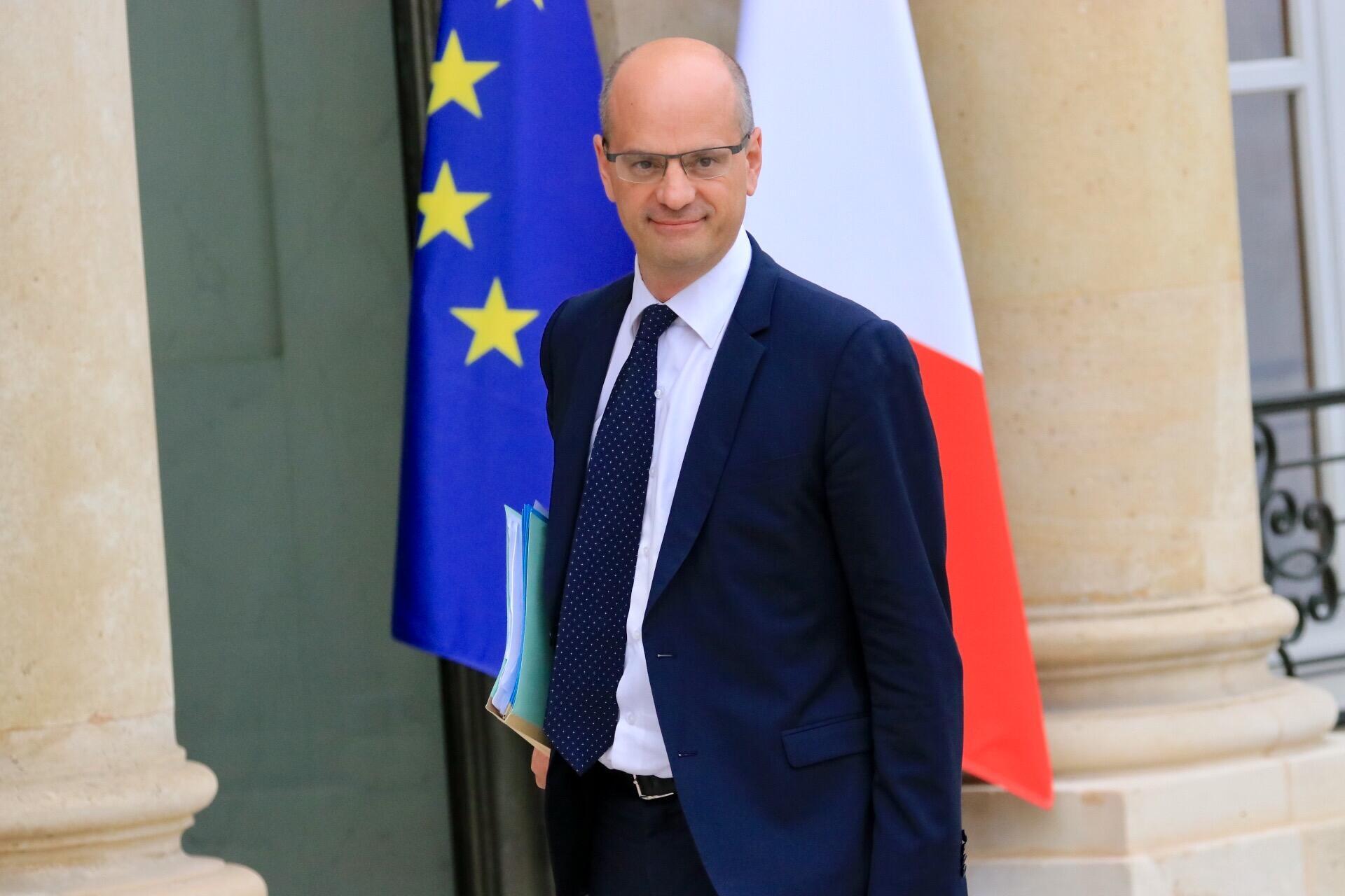 Jean-Michel Blanquer, ministre de l'Éducation nationale et de la Jeunesse