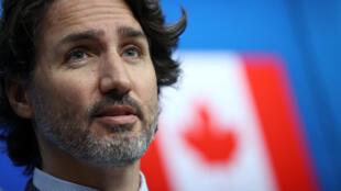 El partido Liberal del primer ministro de Canadá Justin Trudeau perdió la mayoría parlamentaria en 2019