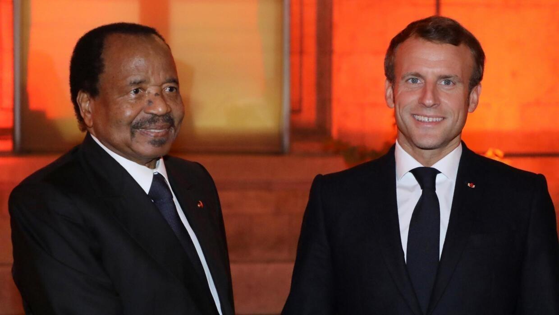 Cameroun: vive émotion après les propos d'Emmanuel Macron