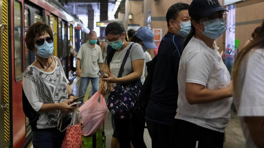 Coronavirus: inquiétude à Hong Kong après un nouveau record de contaminations