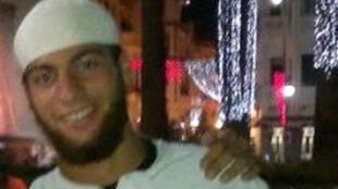 Ayoub el-Khazzani, o marroquino, da família radical islamita, que cometeu o ataque contra o comboio Thalys, em Lille, 21 de agosto