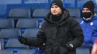 Tsohon kocin Chelsea Frank Lampard