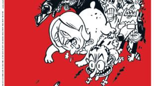 Le nouveau «Charlie Hebdo» sera tiré à 2,5 millions d'exemplaires.