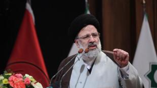 ابراهیم رئیسی، کاندیدای ریاست جمهوری ایران