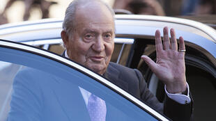 Spain's former king Juan Carlos abdicated in 2014