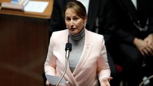 Ségolène Royal lança livro sobre sua vida na política francesa.