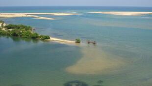 Đảo Batticaloa của Sri Lanka.