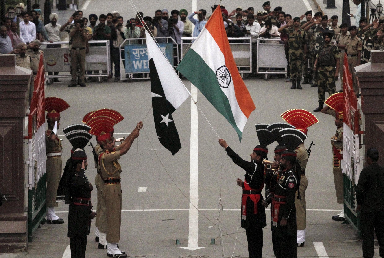 印巴邊境安全部隊2014年11月3日(檔案照片)