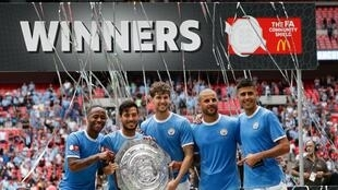 Manchester City won the Premier League, FA Cup and League Cup in the 2018-2019 season.