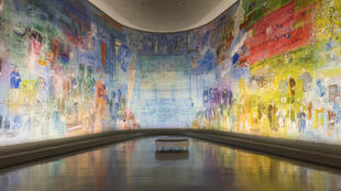 "Dufy's ""Electricity Fairy"" takes up an entire room at Paris's Museum of Modern Art"