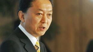លោកនាយករដ្ឋមន្ត្រីជប៉ុន  Yukio Hatoyama