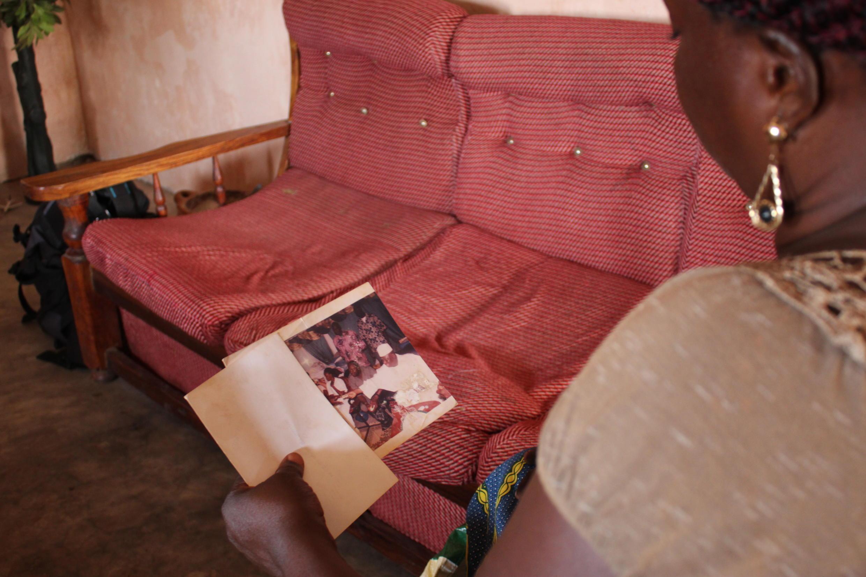Une «patiente» de Yahya Jammeh.