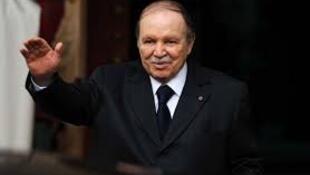 Raisi wa Algeria Abdelaziz Bouteflika