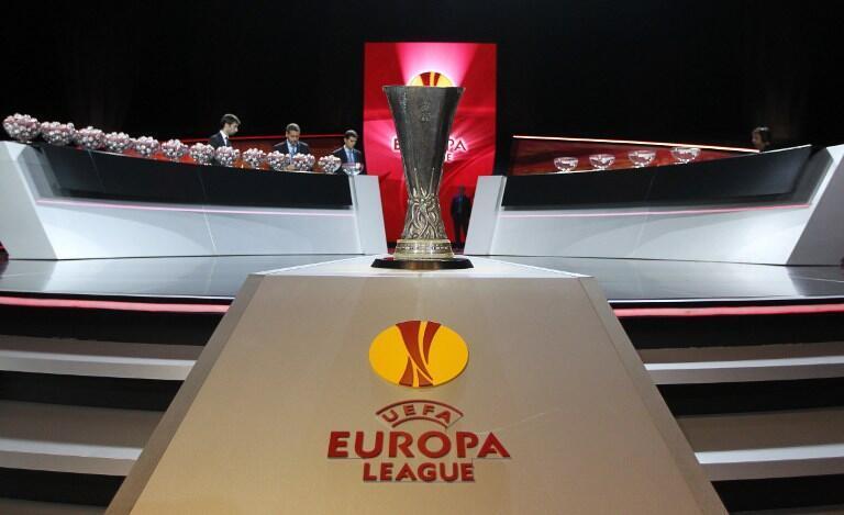 Le Coupe destinée au vainqueur de la Ligue Europa.