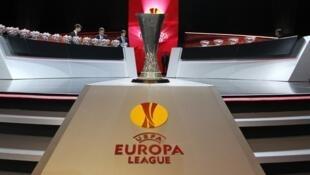 A Taça da Liga Europa.