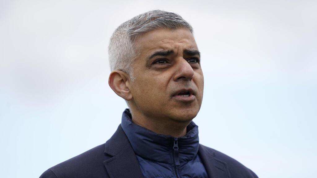 À Londres, Sadiq Khan en voie de décrocher un nouveau mandat de maire
