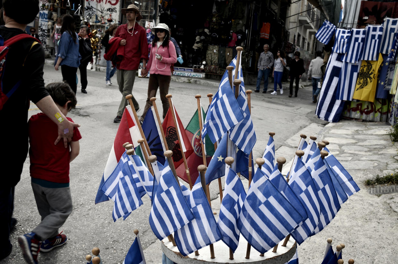 Grécia apresenta nova equipe para negociar dívida.