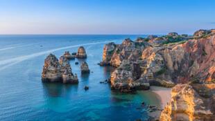 O Algarve é uma das regiões afectadas pelas quebras no turismo.