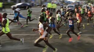 Tseren Gudun Marathon