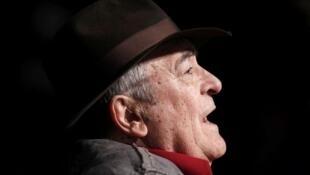 El cineasta italiano Bernardo Bertolucci, este 23 de mayo en Cannes.