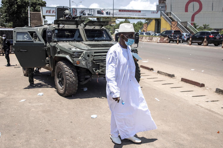 Conakry - Guinée - Palais du peuple