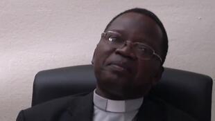 Mgr Marcel Utembi, président de la Cenco, en charge du dialogue politique en RDC.