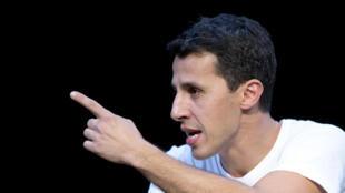 Mounir Margoum/ A portée de crachat