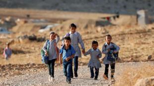 2020-10-12T093641Z_901148966_RC2XGJ9JVO49_RTRMADP_3_ISRAEL-PALESTINIANS-SCHOOL